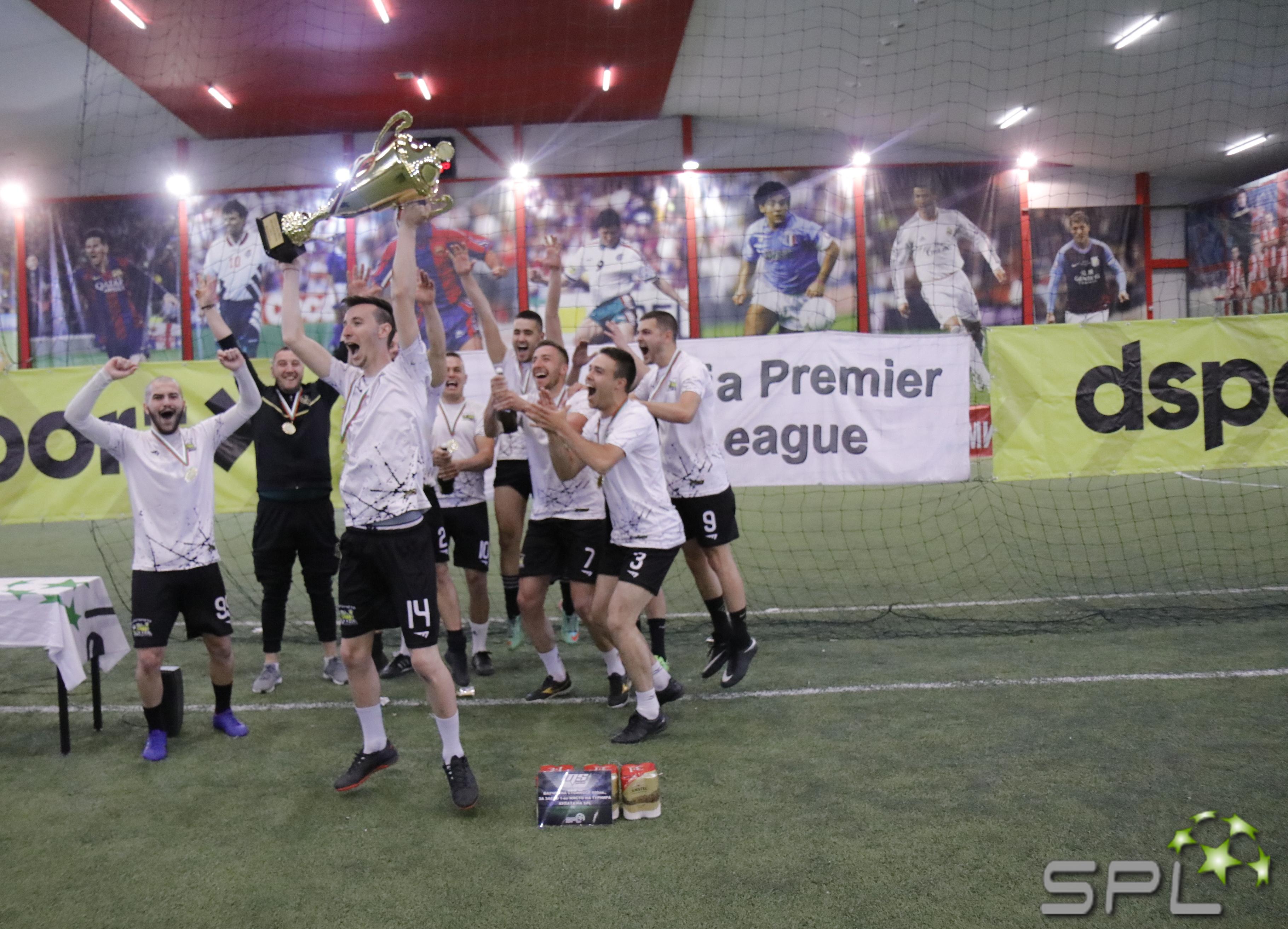 Вагончето разплака CopaCabana и е новият носител на Купата на SPL