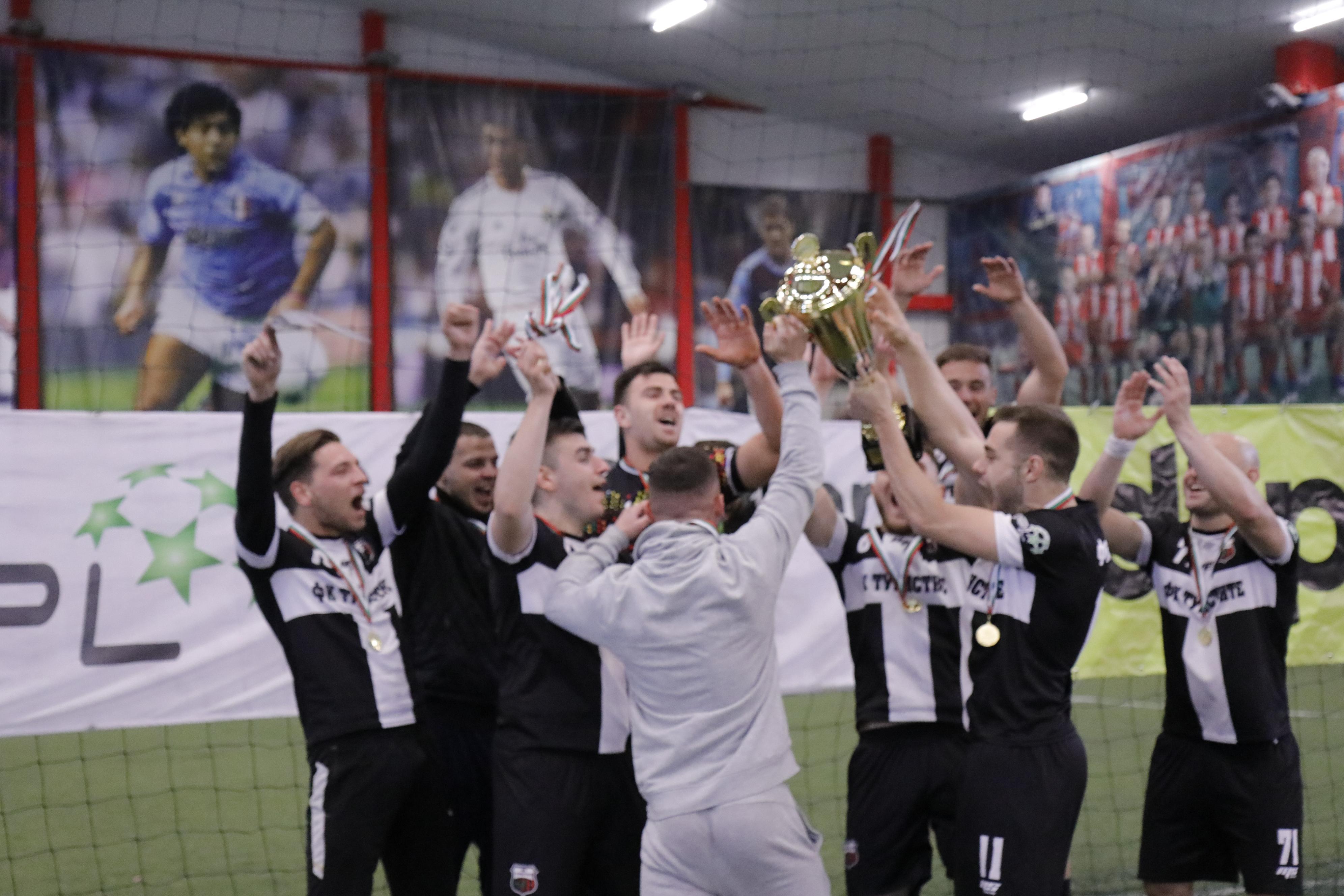 ФК Туристите грабнаха Купа Втори шанс след свирепа битка с БСЖ