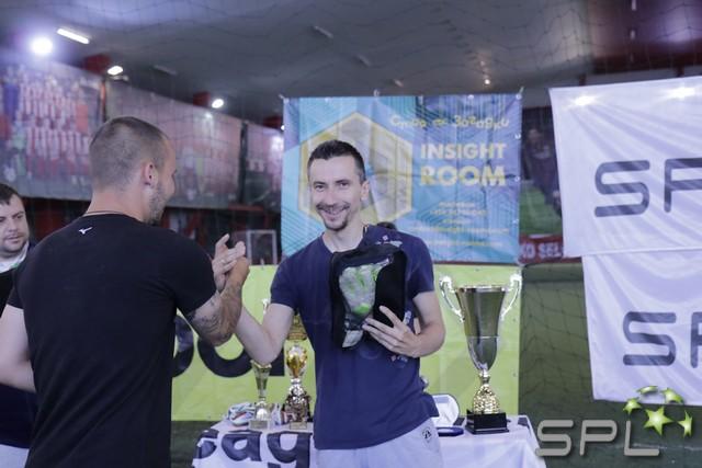 Илиян Свиленов е номер 1 за Спасяване на април