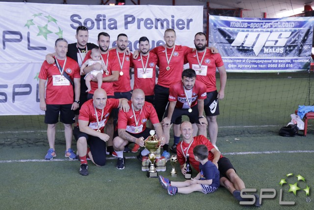 Каммартон спечели трофея от SPL3
